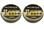 Norica Hollow Point Pellets - Tin - .177 \ 500