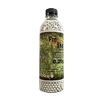 ProShot Airsoft BBs White 0.20g - 3000bb Bottle