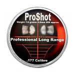 ProShot Professional Long Range Pellets - 0.177