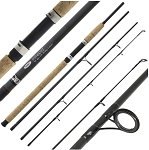 Intrepid - 9ft, 4pc Carbon All Round Travel Rod