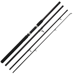 X-treme - 9ft 4pc Travel Rod