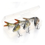 3 Piece Set 14 cm Sinking Wobble Fishing Lures RW46