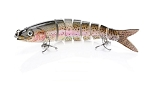 13.5cm 19g Sinking Wobbler Jointed Fishing Lure B3