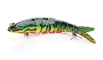 14cm 23g Sinking Wobbler Jointed Fishing Lure A6