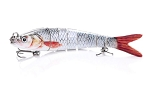 14cm 23g Sinking Wobbler Jointed Fishing Lure A7