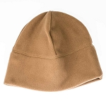 Military Fleece Cap Coyote