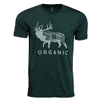 Vortex Organic Elk T-Shirt - Medium