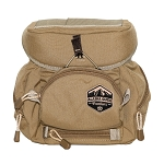 Alaska Classic HBS with M.A.X. Pocket Bino Guide Pack - Coyote Brown
