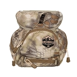 Alaska Guide Creations Kodiak C.U.B. with M.A.X. Pocket Bino Guide Pack - Kryptec Highlander