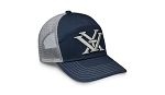 Vortex 3 Panel Logo Cap - Navy