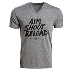 Vortex Optics Aim Shoot Reload T-Shirt - Medium