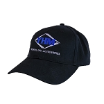 Yankee Hill Machine Logo Hat - Black