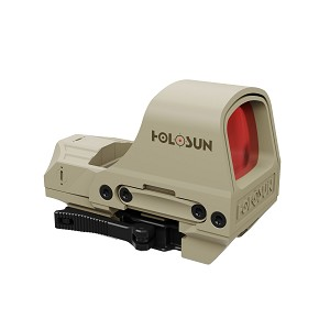 Holosun ELITE Green Dot Sight HS510C-GR-FDE