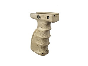 FAB Defense AG-44S Quick Release Ergonomic Foregrip - Tan