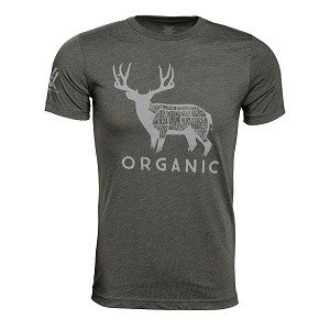 Vortex Optics Organic Muley T-Shirt - Large