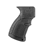 FAB Defense AGR-47 Rubberized Ergonomic AK/AKM Pistol Grip - Black