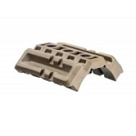 FAB Defense DPR Double offset M16 polymer accessory rail - Tan