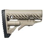 FAB Defense GLR16 AR15/M16 Buttstock - Tan