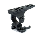 Quick Release 30mm Scope Picatinny Rail Mount
