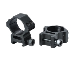 Medium Profile 30mm Scope Rings for Weaver Rail