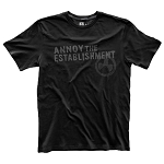 Magpul Fine Cotton Establish Annoyment T-Shirt - Large MAG741