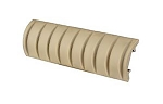 FAB Defense Rail Covers - Tan