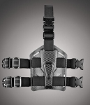 Hogue ARS Holster Thigh Rig CF Weave