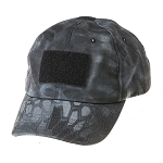 Contractor Cap - Black Kryptek Typhon