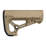 FAB Defense GL-CORE S CQB optimized combat stock - Flat Dark Earth