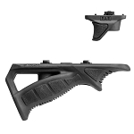 FAB Defense PTK-M Combo Rubberized M-LOK® Compatible Ergonomic Angled Grip Combo Pack (PTK-M & VTS-M) - Black