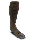 COVERT THREADS Rock Infiltrator Sock Size 9-13 (UK 8-12) Coyote Brown