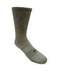 COVERT THREADS Desert Moderate/Hot Climate Military Boot Sock Size 9-13 (UK 8-12) Foliage Green