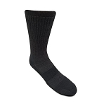 COVERT THREADS Desert Moderate/Hot Climate Military Boot Sock Size 9-13 (UK 8-12) Black