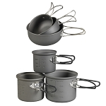 NDUR 6 Piece Essentials Mess Kit