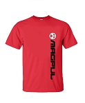 Magpul Logo Red T-Shirt - XXL