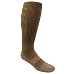 COVERT THREADS Desert Moderate/Hot Climate Military Boot Sock Size 9-13 (UK 8-12) Coyote Brown