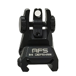 IMI Defense AFS – Aluminium Rear Flip Up Sight
