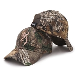 Browning Camo Hat Baseball Cap