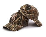 Browning Reeds Camouflaged Hat Baseball Cap