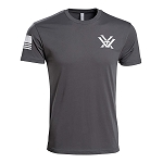 Vortex Optics Grey Patriot T-Shirt - Large
