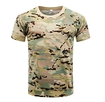 Multicam Quick Dry Breathable T-Shirt - XX Large