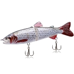 18cm Roach Jointed Lure