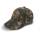 Autumn Camouflaged Baseball Cap