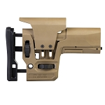 IMI Defense ASB- Adjustable Sniper Buttstock M16/AR15/M4 - Tan