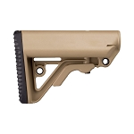 IMI Defense Operator – Enhanced Tactical Mil-Spec M16/AR15/M4 Buttstock - Tan