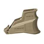 IMI Defense Ergonomic Magwell Grip for AR-15 - Olive Drab Green