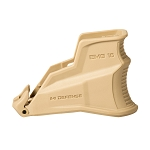 IMI Defense Ergonomic Magwell Grip for AR-15 - Tan