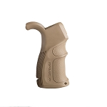 IMI Defense M16/AR15 EG Overmolding Grip - Tan