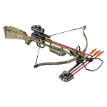 EK Archery Jag I Deluxe Recurve Crossbow - 175lbs - Spring Camo