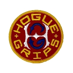 Hogue Grips Logo Patch